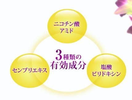 からんさ3つの有効成分